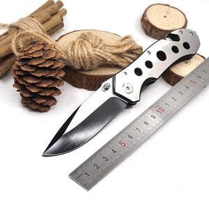 083BS Pliant Survival Knife 3cr13 En Acier Inoxydable Lame Matériel En Plein Air Couteaux de Poche Camping Outils Livraison Gratuite