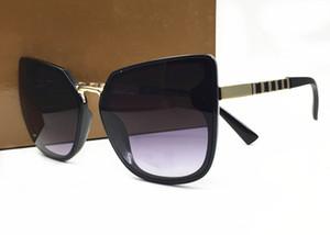 2018 Nova Cor Mulheres Óculos De Sol Único Escudo Oversize UV400 armações de óculos Do Vintage italy design vêm com caixa