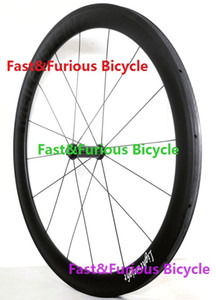 outlet!!light weight Carbon Wheels 50mm Clincher tubular Road Bike Carbon Wheel 700C 23mm width Road Bike