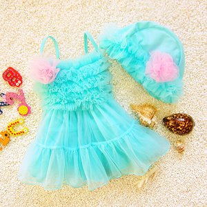 2018 kids swimwear girls one pieces child swimsuit with ruffle mermaid tails for children bikini baby little girls swim suits