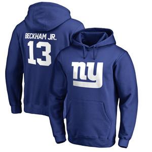 Men's american football hoodiesLandon Collins Odell Beckham Jr Eli Manning sweathirts