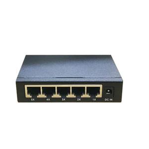Fábrica de switches de rede EUA EUA plug da UE 5 Portas Gigabit Ethernet switch mais barato 5 portas switch 10/100/1000