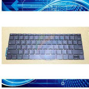 Reemplazo Nuevo A1708 US Keyboard para Macbook Teclado para laptop de 13.3 pulgadas con año compatible con luz de fondo