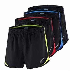 Мужчины тренажерный зал леггинсы летний Спорт Марафон брюки мужчины быстро сухой дышащий большой размер нижнее белье шорты для бега