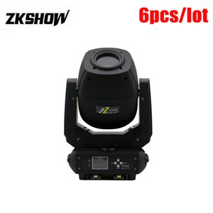 80% Off Cabeza Movil 230W LED Moving Head Spot With Zoom Night Club Lights DMX DJ Disco Party Wedding Stage Lighting Effect Free Shipping