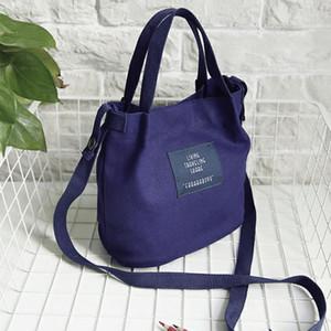 سيدة قماش حقيبة يد صغيرة واحدة حقيبة الكتف رسول حقيبة crossbody المرأة اختيال حقيبة الإناث أكياس التسوق حزمة دلو