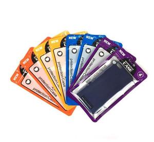 12 * 21cm Cáscara del teléfono móvil Bolso de empaque de la línea de datos Paquete de empaque de plástico OPP Bolso de la bolsa para teléfono móvil Accesorios de la caja del cable