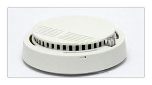 Detector de humo al por mayor Versión blanca Sistema de seguridad para el hogar Detector de humo independiente fotoeléctrico Detector de humo con
