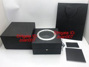 Orologi Custodie orologi scatola nera Orologi scatole trasparenti H originale contenitore di vigilanza per LSL9013 Spot Fornitura di scatola di alta qualità