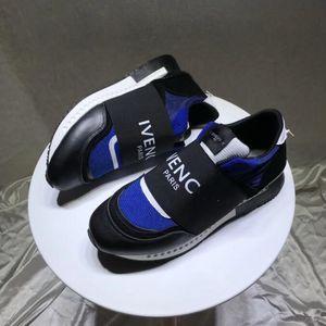 High-end marca calçados casuais, apartamentos masculinos e femininos, top camada de couro fazendo, super sapatilha, sapatos de placa de moda G0.19