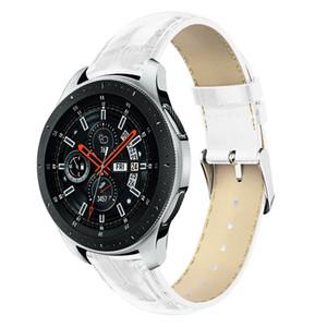 Yedek Deri Watch Bilezik Kayışı Band İçin Samsung Galaxy İzle 46mm Bileklik Bilek Kayışı Smartwatch AKSESUARLA bilezik