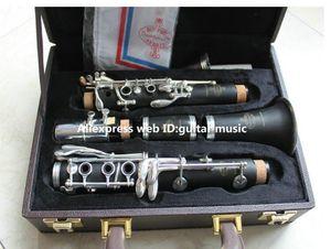 Buffet R13 Sib Clarinette Pour Étudiants 17 Corps Nickel Plaqué Surface Bakélite Corps Avec Top Vente De Chine Livraison Gratuite