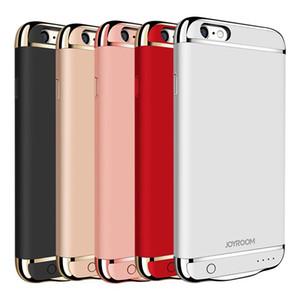JOYROOM cas de chargeur de batterie externe sauvegarde cas de batterie de banque d'alimentation portable pour Iphone 6s 6s plus 7 7plus