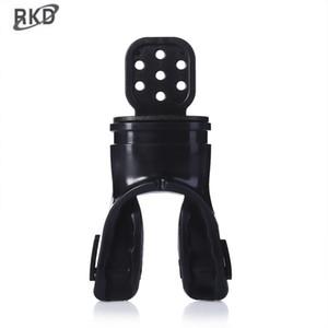 Boccaglio per immersioni subacquee in silicone non tossico RKD Scuba Bocchino per attrezzatura da immersione regolatore 4 colori nuovo