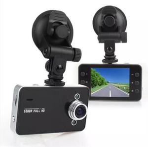 DVR K6000 1080P كامل HD LED ليلة مسجل لوحة القيادة رؤية Veicular كاميرا فيديو