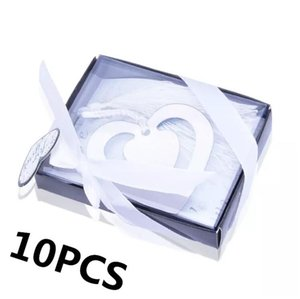 40PCS Bulk My Heart Bookmark Party Favours Souvenirs First Communion Birthday Baby Shower Wedding Favors and Gifts For Guest