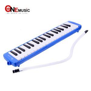 SWAN SW37J-2 37-Key Melodika Yumuşak Kutu ile Tam Ağız Organ Müzik Teorisi