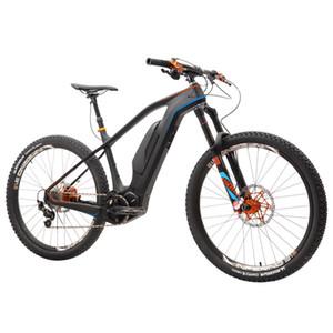 Coutom 27.5 pulgadas de fibra de carbono eléctrica bicicleta de montaña AM todo terreno bicicleta de montaña eléctrica de fibra de carbono eléctrica pro ebike