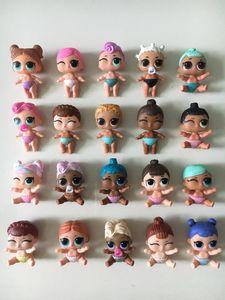 Оптовая 50Pcs младенец LoL кукла игрушки высокого качества LOL сестренка Распаковка Симпатичной фигурки Дети Кукла девушка Смешного Xmas Gifts