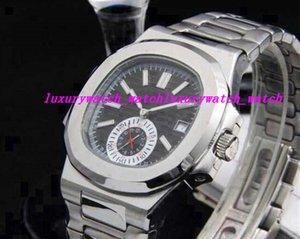 Luxusuhr 2019 Edelstahlarmband AUTHENTIC N @ utilus Herren-Uhr 5980 Mechanische Automatik-Armbanduhr
