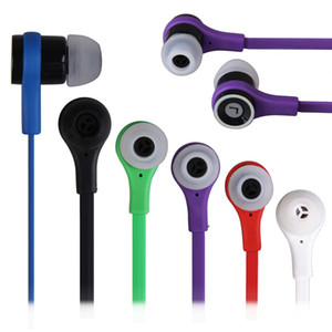 3.5mm Wired In-ear Stereo Sport Earphone Line Headset Super Bass Sound for Mobile Phone Iphone Xiaomi MP3 MP4 Laptop