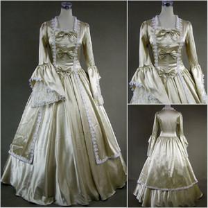 Free pp Costumes Costume Médiéval pour Femmes Adulte Southern Victorian Dress Robe De Bal Gothique Lolita Plus La Taille Custom Made