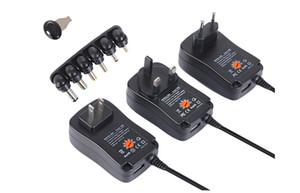 30W Netzteil 3V 4.5V 5V 6V 7.5V 9V 12V AC / DC-Ladegerät 5V 2.1A USB-Port Mit DC-Spitzen