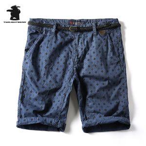 Brand new calções dos homens 2018 moda verão impressão 100% algodão designer plus size calções de carga casual para homens boardshort ag8772