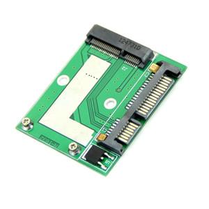 "Freeshipping 10pcs NOVO PCI-E meia altura mSATA SSD de sete milímetros 2,5"" SATA 22pin rígido Sisk unidade PCBA"
