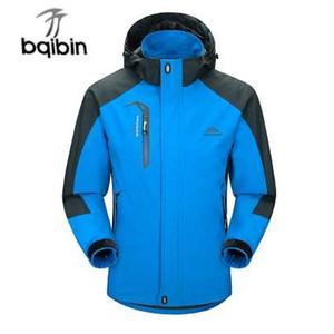 5XL Artı Boyut Yeni Erkek Ceketler Kadın Casual Coats Erkekler WINDBREAKER Windproof Erkek Giyim Erkek Palto