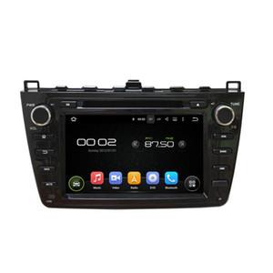 Reproductor de DVD del coche para Mazda 6 Ruiyi 2008-2012 8Inch 2GB RAM Andriod 6.0 con GPS, Bluetooth, Radio