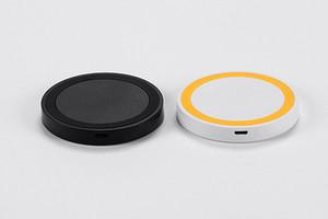 Más Color Cargador inalámbrico Cargadores de teléfono móvil para iPhone Samsung Galaxy Adaptador universal Receptor Receptor Coil Coil Fast Phone Charging