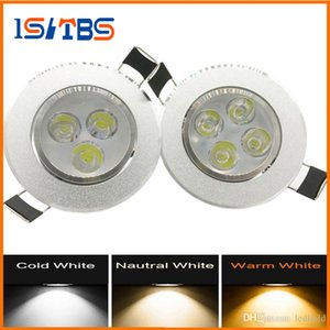 Led Downlights 9W 12W Dimmable / No dimmable led 전구 85-265V 최근 된 드라이버 led 드라이버 실내 조명 3 년 보증