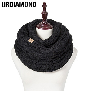 URDIAMOND 78*35cm Winter Scarf For Women Warm Scarf Women Blanket Cashmere Scarves Wholesale Wrap Shawl Scarves Drop Shipping