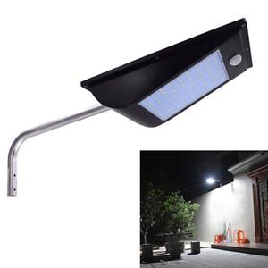 11000mAh Solar Jardim luz 110LED Super Bright Motion Sensor Luz de Segurança Stree pólo claro com 3 Modos de Controle Remoto