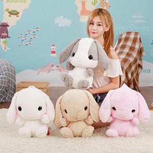 Rabbit Bunny Backpacks Kids Toy Children Cartoon Bag Cute Toy Bag for Girls Birthday Cotton Plush Gift