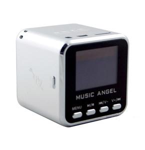 음악 천사 미니 스피커 USB 마이크로 SD / TF 하이파이 오디오 앰프 MP3 / 4 음악 플레이어