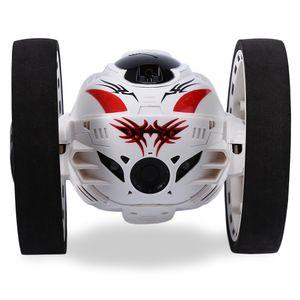 Nova Versão de Design Carro de Salto Sj88 Rc Cars 4ch 2 .4ghz Carro de salto Sumo Rc W Rodas flexíveis Carro de robô de controle remoto