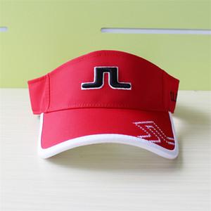 New Men's JL Golf Caps Adjustable Empty Hats Sport Men Women Professional Adjustable Cap 6 Colors Free Shipping