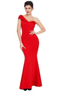 VOGUE elbise, Euramerican yeni sonbahar seksi tek omuz düşük meme kısa kollu vücut onarım kalça yüksek bel elbise.