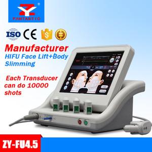 ABD Tıbbi Sınıf HIFU Yüksek Yoğunluklu Odaklı Ultrason Hifu Kırışıklık Kaldırma Cilt Sıkma HIFU Ultrason Yüz Makinesi için Yüz veya Vücut