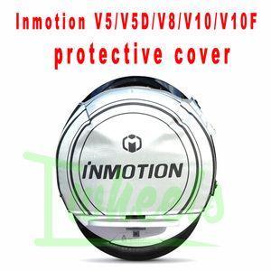 V10 V8 V5 V5 V5D 보호 부품에 맞는 원래 Inmotion 보호 커버
