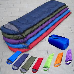 Cobertor Ao Ar Livre Sacos De Dormir Aquecimento Único Saco de Dormir Cobertores À Prova D 'Água Casuais Envelope Saco de Dormir de Viagem de Acampamento Caminhadas WX9-205