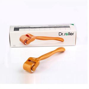 Dr roller 192 Titanium Microneedles derma roller dermaroller 0.2 -3.0 мм кожа красота инструменты бесплатная доставка