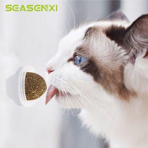 Catnip Natural Brinquedos Para Os Gatos Loucos Brinquedos Do Gato Saudável Para Gatinho Comestível Tratamento De Limpeza Dentes Cat Suprimentos Brinquedo Do Animal de Estimação produtos para animais de estimação