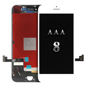 100 ٪ اختبار لجودة OEM 8 LCD فون مع شاشة تعمل باللمس 3D 8G لشاشة الهاتف LCD محول الأرقام فون