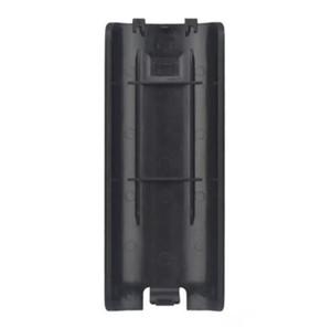 뚜껑 Wii과 원격 제어 컨트롤러 화이트 블랙 무료 DHL 선박을위한 배터리 팩 커버 쉘 케이스 키트