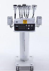 Alta Qualidade Venda Quente Novo Modelo Profissional STM-8036J Vacuum / Cavitação / Multi-polar RF / Cooling Laser Multifuncional Máquina de Emagrecimento