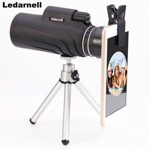 큰 Eyepiece 캠핑 조류 관찰 여행 Monocular Monoculo telescopio 35 X 95 여행 고배율 쌍안 망원경