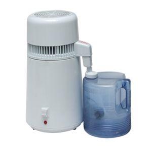 304 en acier inoxydable distillée machine à eau 750 W purificateur d'eau domestique 220 V Portable distillateur d'eau pour laboratoire de la clinique